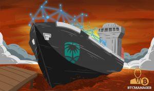 Първият проследен с блокчейн кораб отплава от Саудитска Арабия за Ротердам