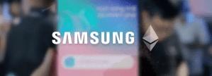 Самсунг пуска бета версия на базираната на Блокчейна на Етериум SDK за най-новите си смартфони Galaxy