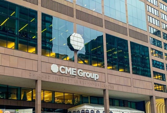 WARNING - CME BTC futures expire today! Prepare for increased volatility