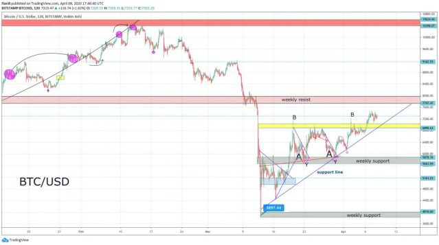 Market overview 9.4. BTC + BCH: Win of the Day, HALVING on Bitcoin Cash ?!