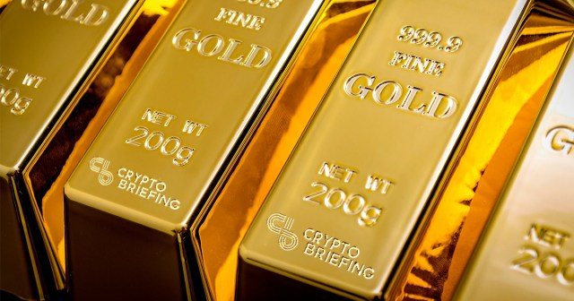 gold covered crypto