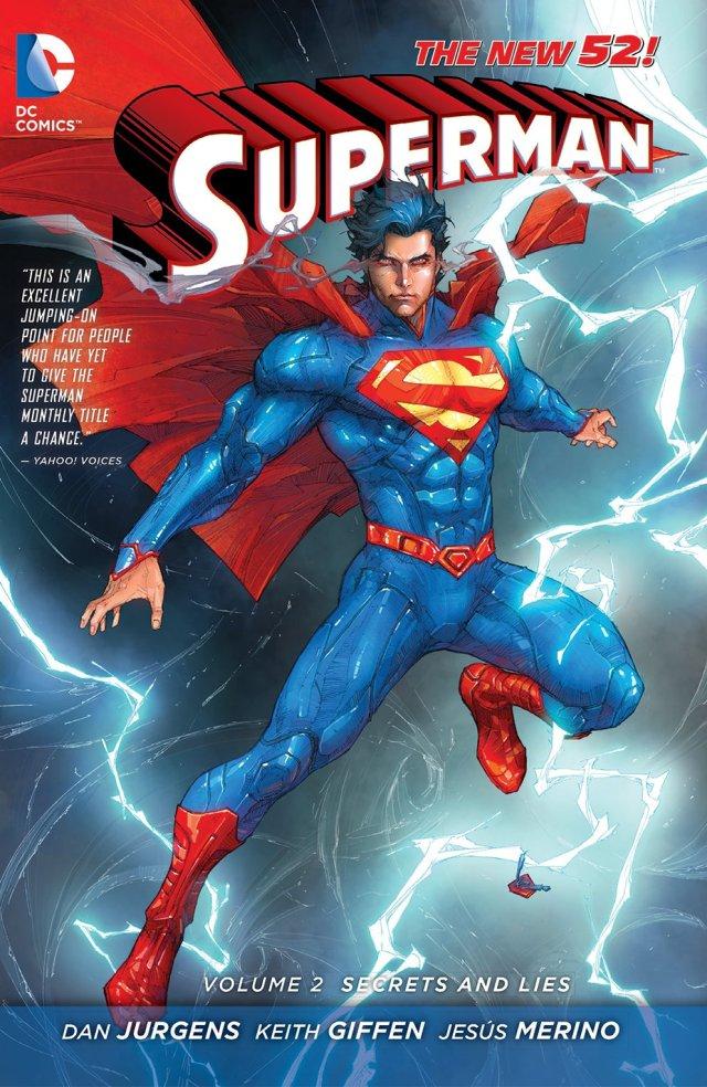 superman secrets and lies