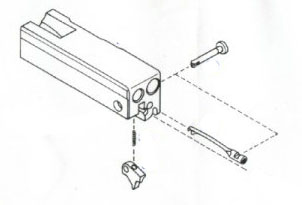 Building the Semi Automatic Uzi