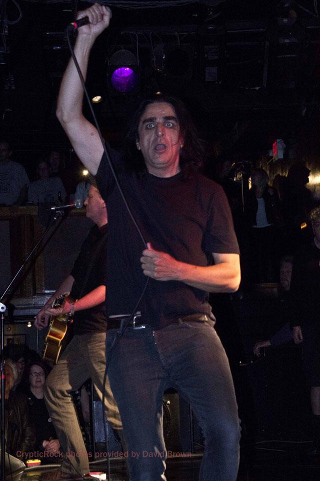 Killing Joke Live At Paradise Rock Club Boston MA 4 20 13