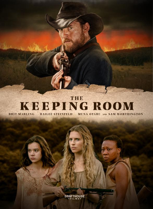 The Keeping Room Movie Review  Cryptic Rock