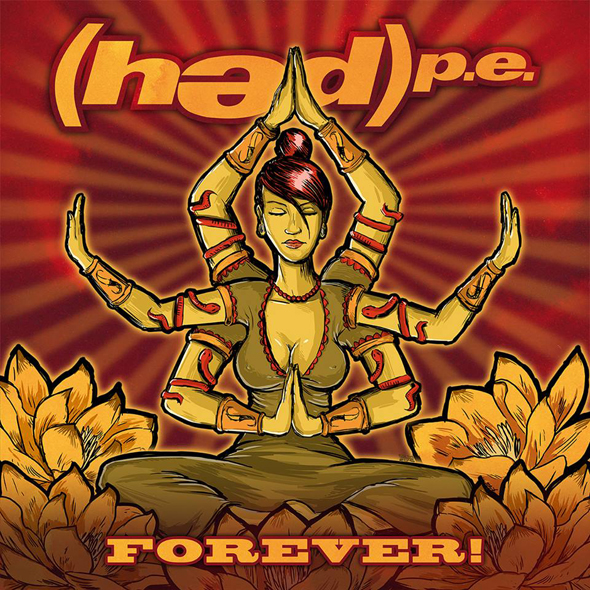 Image result for hed pe forever! album