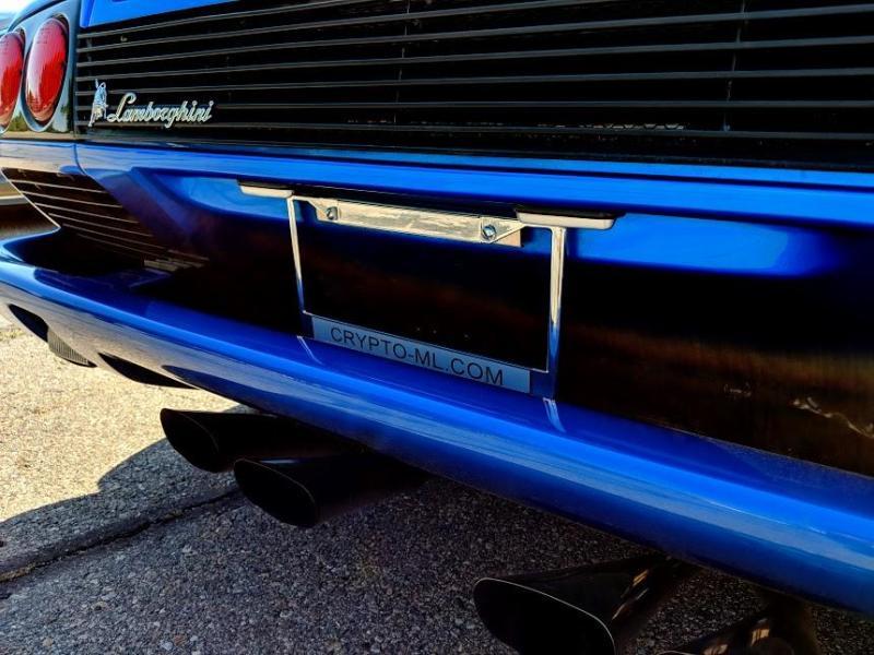 Crypto-ML Lamborghini 2