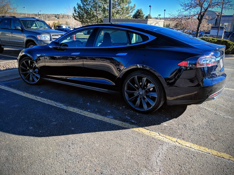 Blue Tesla 1 Crypto-ML Web