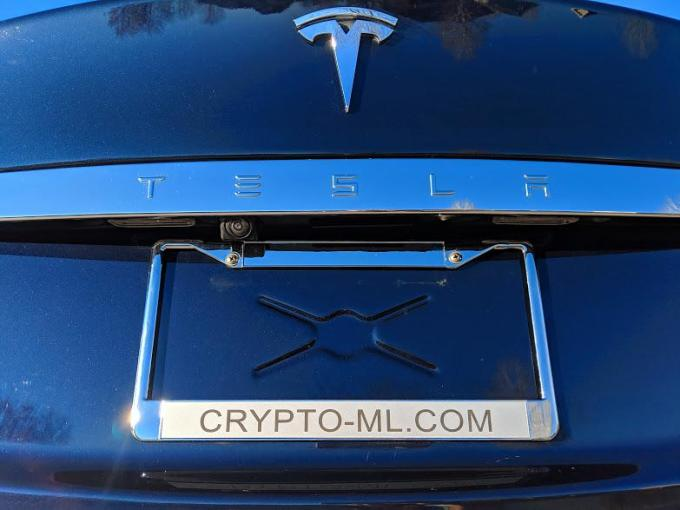 Blue Tesla 2 Crypto-ML