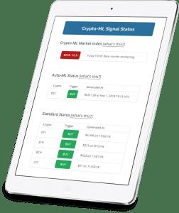 iPad Crypto-ML