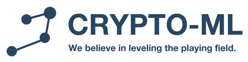 Crypto-ML Logo Web 2019