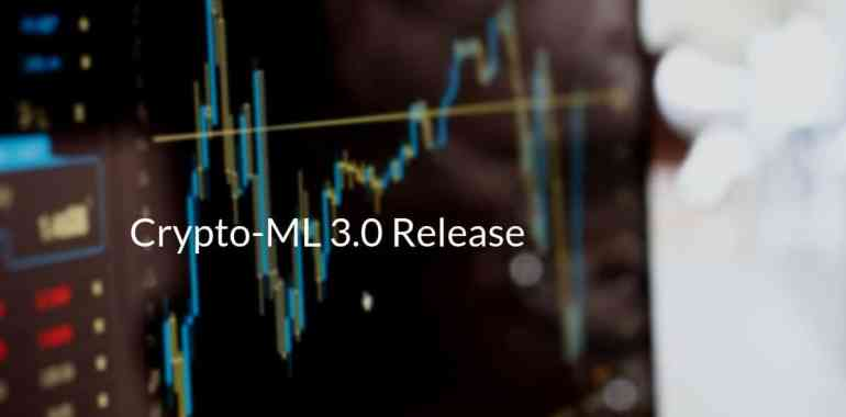 Crypto-ML 3.0 Released