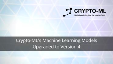 Crypto-ML Machine Learning Models Upgraded