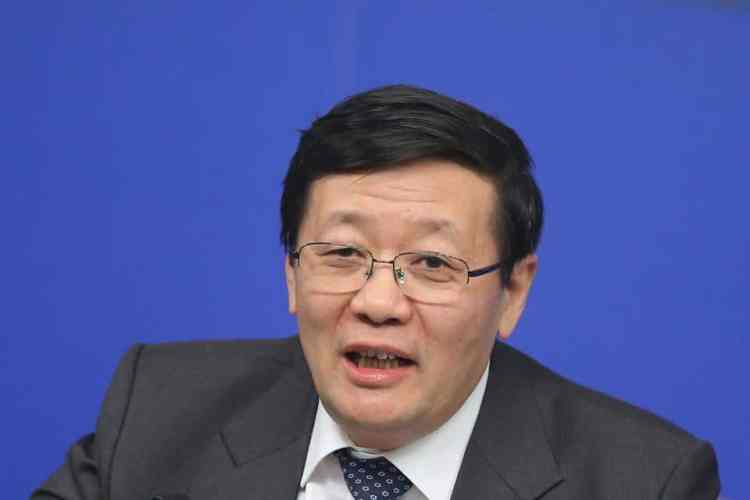 Chinese Finance Minister Xiao Jie Image via Forbes