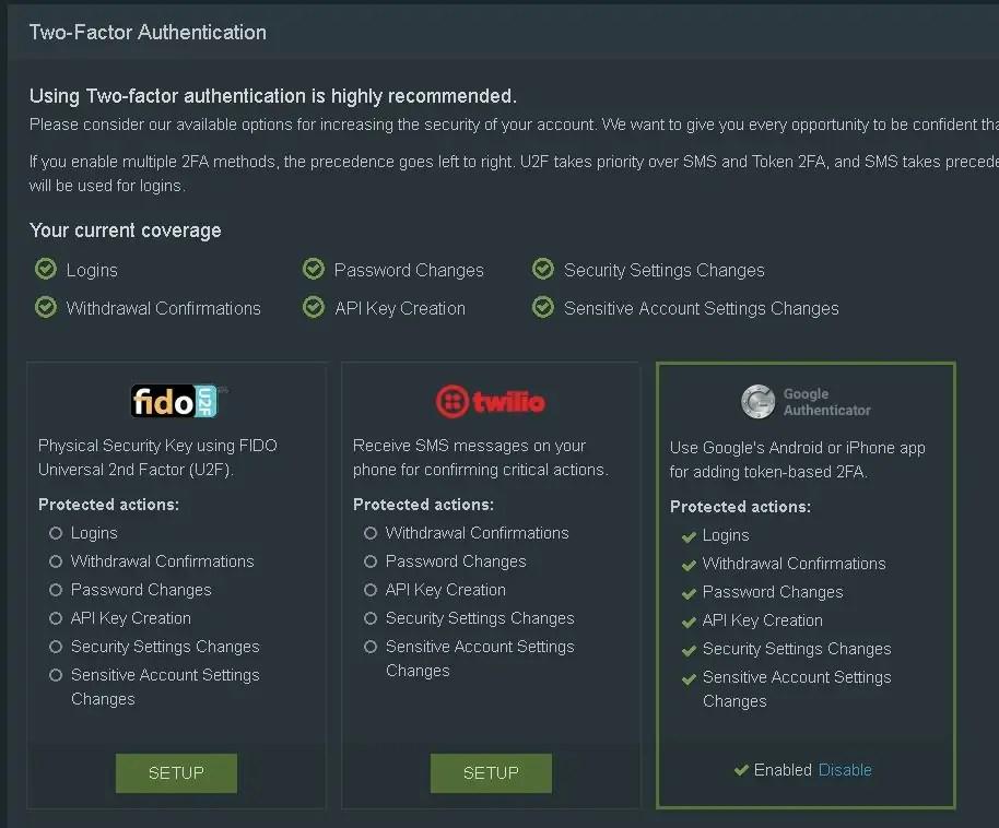 How To Use Google Authenticator With Coinbase Site Redditcom