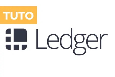 Tutoriel Ledger Nano S