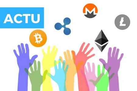 Des dons de charité en crypto-monnaies pour les associations et les fondations