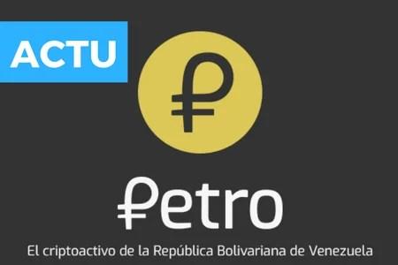 Le Venezuela premier Etat à émettre une crypto-monnaie : explications et précautions d'usage