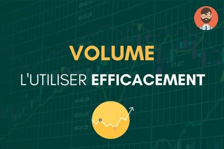 Comment utiliser le volume ?