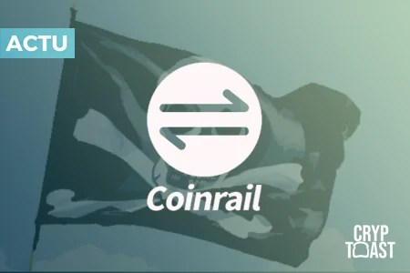 Le crash du Bitcoin est-il dû au piratage de Coinrail ?