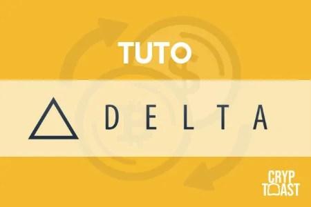 Tuto : Suivre ses investissements crypto avec Delta