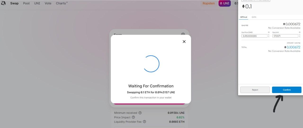 شرح منصة Uniswap