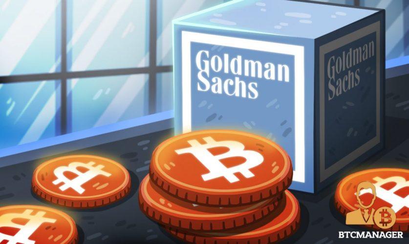 جولدن مان ساكس ستقدم أدوات استثماريه للبيتكوين وغيرها من العملات المشفرة لعملائها بحلول الربع الثاني من 2020