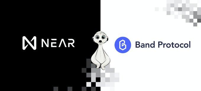 إعلان تكامل بين مشروعي NEAR و Band