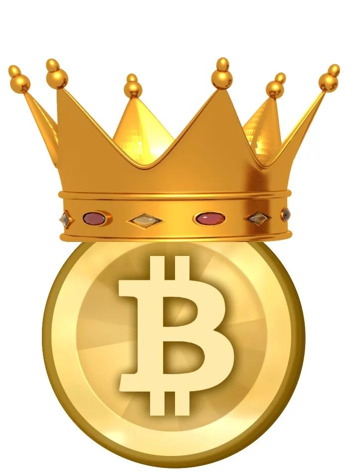 bitcoin price reality