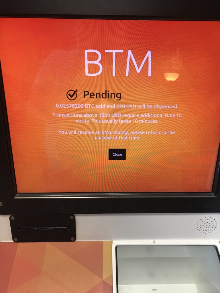Bitcoin ATM Machine Review