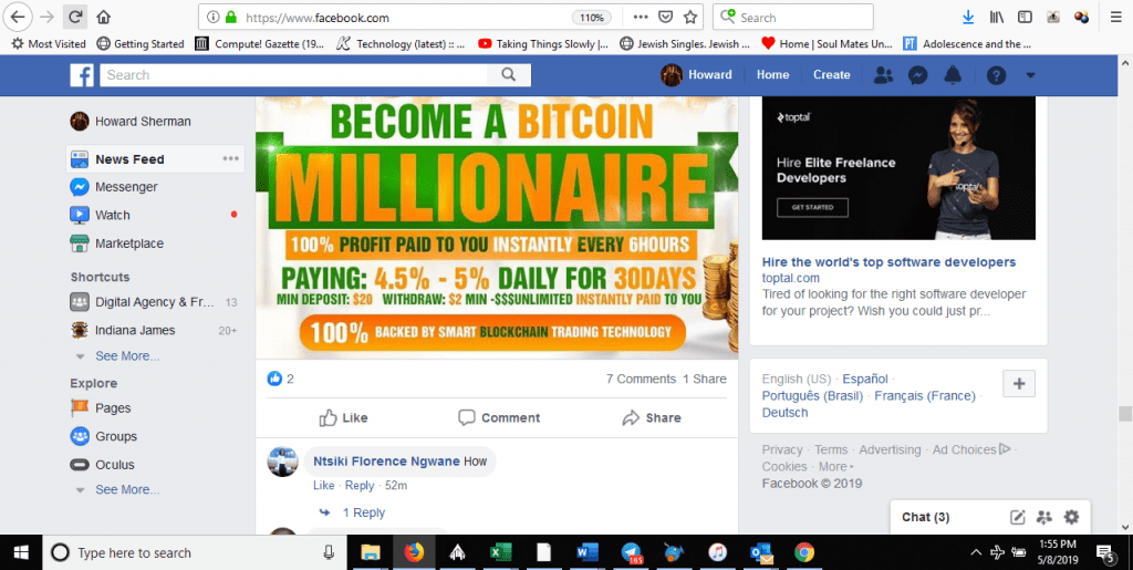 Bitcoin Scams Are Back