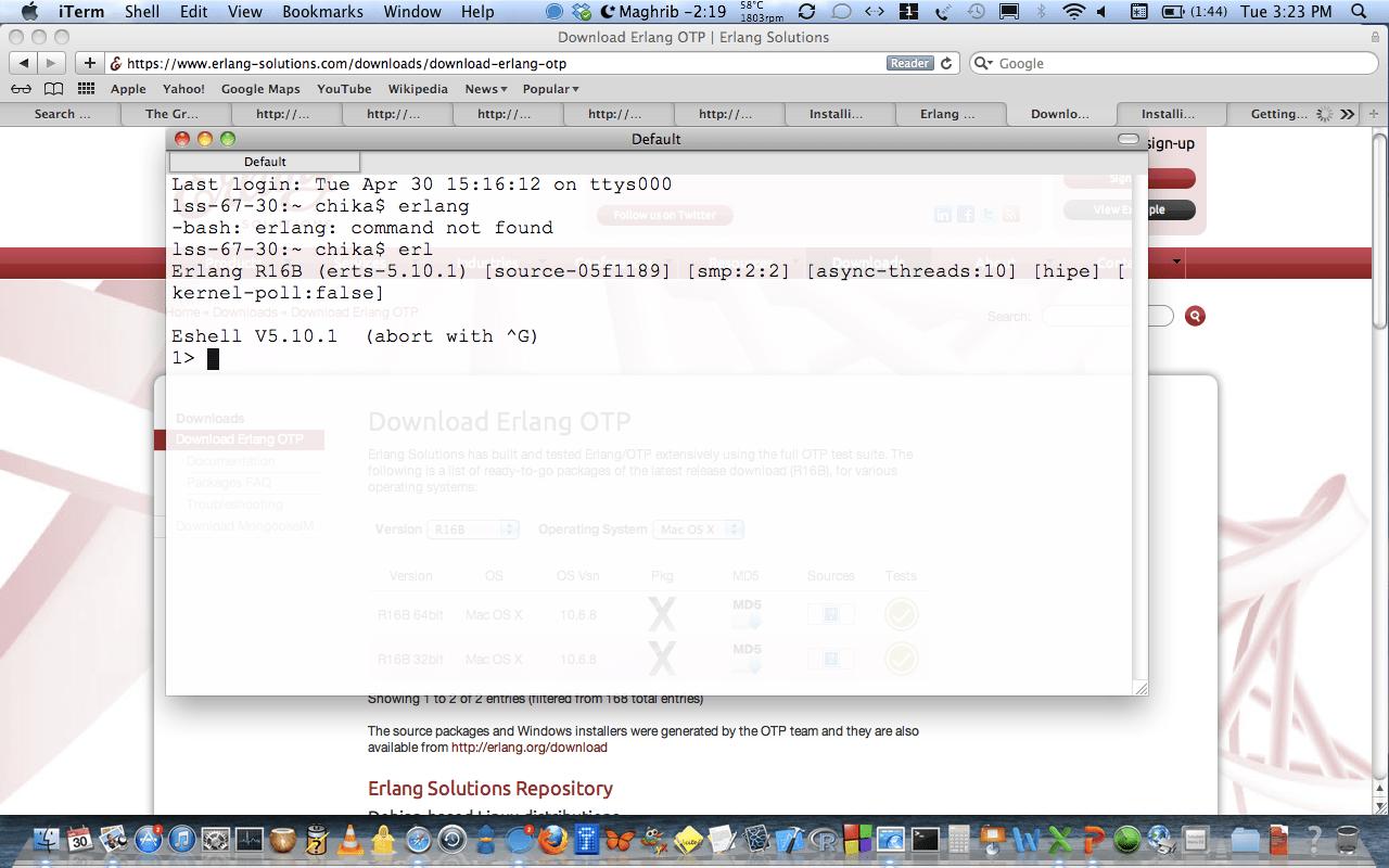 Hello World – Erlang | Crypto Code