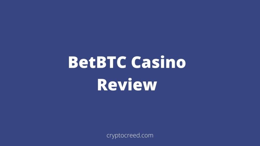 BetBTC Casino