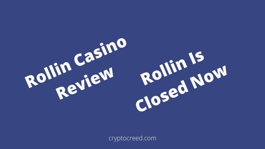 Rollin Casino Review