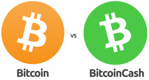 BITCOIN RIVALRY: BITCOIN VS. BITCOIN CASH