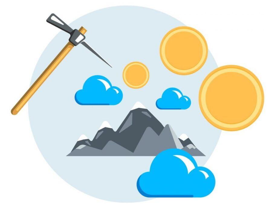 Altcoin cloud mining