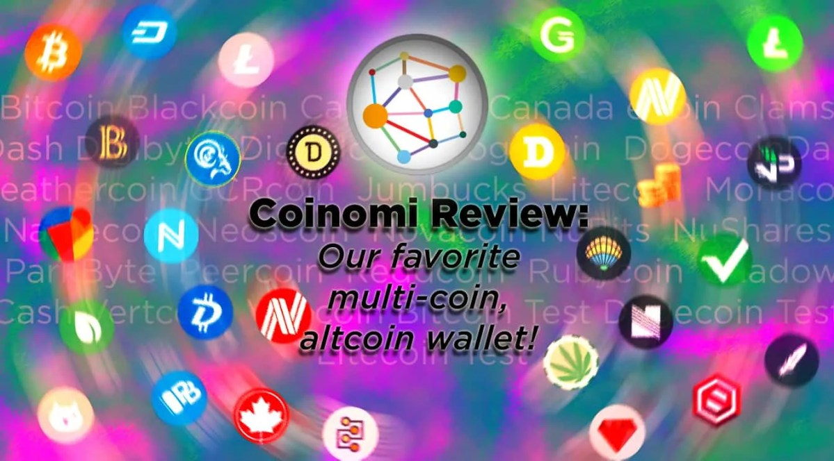 Coinomi Review: The Best Multicoin Wallet