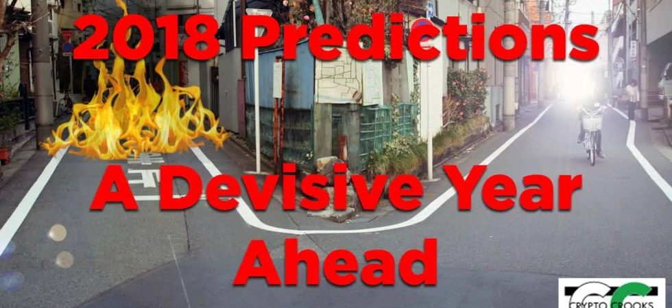 bitcoin 2018 predictions