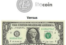Litecoin gegen Usd