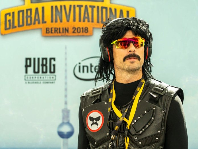 Dr Disrespect Threatens Twitch Lawsuit
