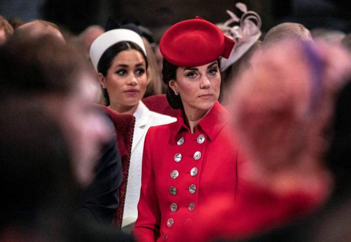 I'm Happy Kate Middleton Will At all times Outshine Meghan Markle