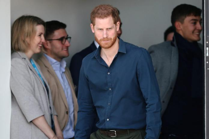 Ungrateful Prince Harry Ditched His Family