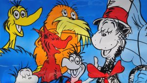 Dr Seuss Crypto Collectibles to Feature Cat in the Hat, Lorax, Horton, the Grinch