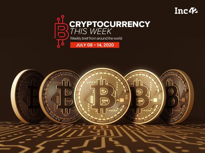 Cryptocurrency This Week: TCS Launches Crypto Trading Solution & More