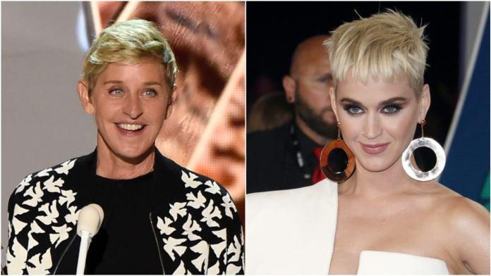 Katy Perry Picked a Unfamiliar Time to Initiate Defending Ellen DeGeneres