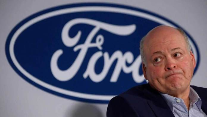 Ford Stock Sucks