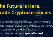 Avatrade cryptocurrencies