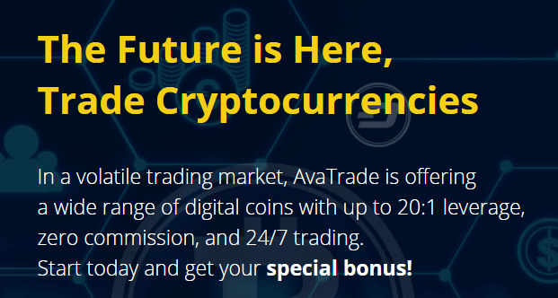 Avatrade cryptocurrency