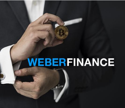 weberfinance cryptocurrency Broker