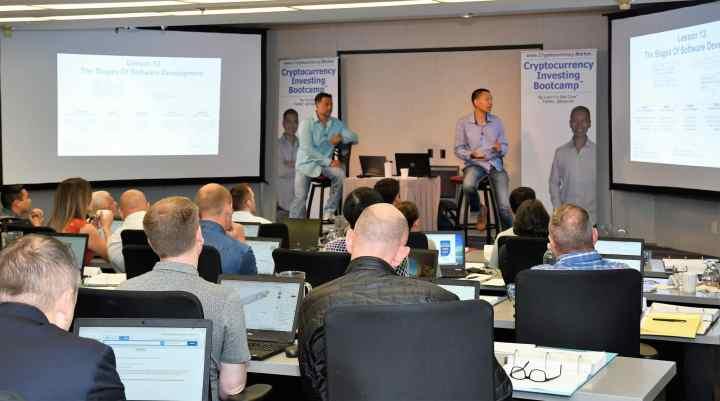 Cryptocurrency Investing Bootcamp - Tai Zen & Leon Fu Dot Ccom 2